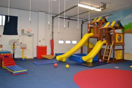 Indoor Play Gym CT