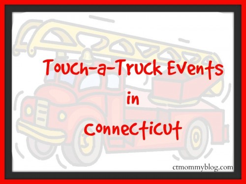 Touch a Truck Events in CT