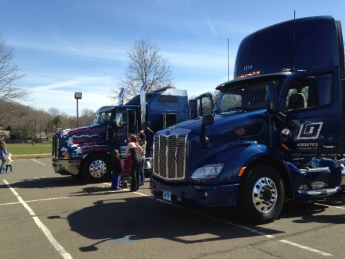 CT Touch A Truck 2015