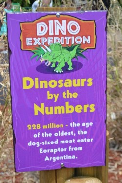Lake Compounce Dino Expedition