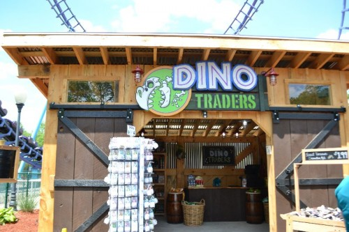 Dino Traders Lake Compounce