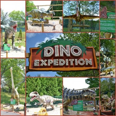Dino Expedition Lake Compounce CT