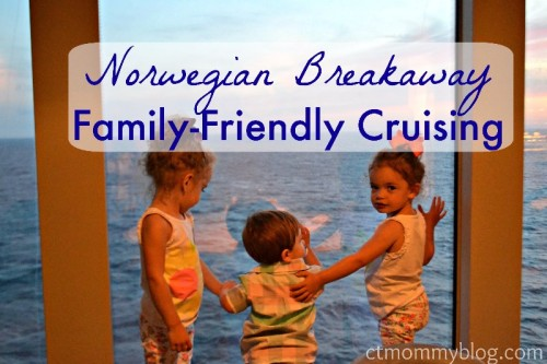 Norwegian Breakaway: Family Friendly Cruise