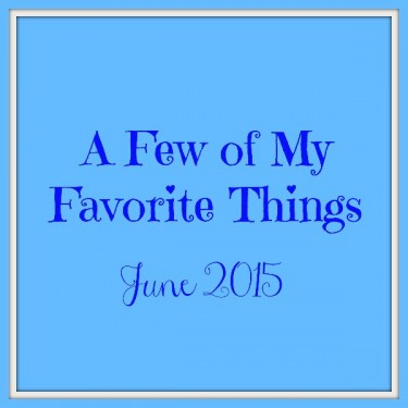 Love List June 2015