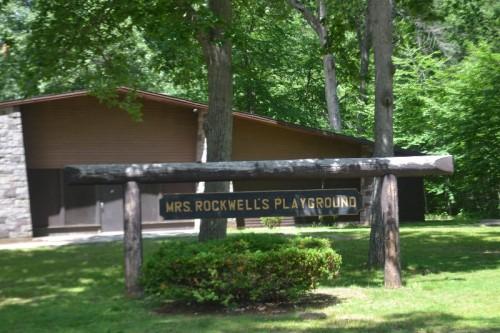 Rockwell Park Playground