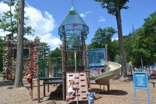 Rockwell Park Bristol CT