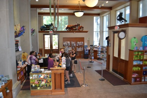 Admission to Springfield Museums