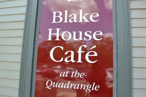 Blake House Cafe Springfield Museums