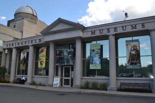 Springfield Science Museum Springfield MA