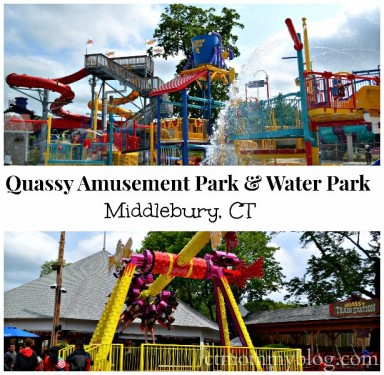 Quassy Amusement Park & Water Park Middlebury, CT