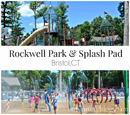 Rockwell Park in Bristol, CT