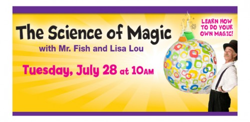 The Science of Magic Giveaway