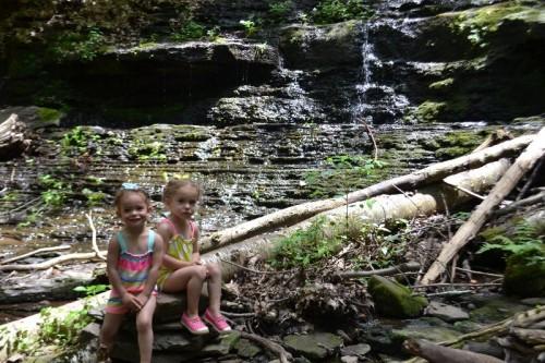 Wadsworth Falls Little Falls CT