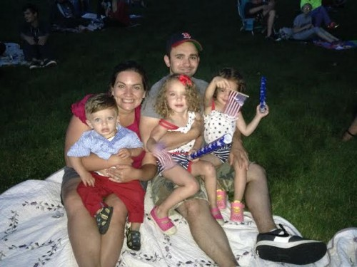Cheshire 4th of July Fireworks