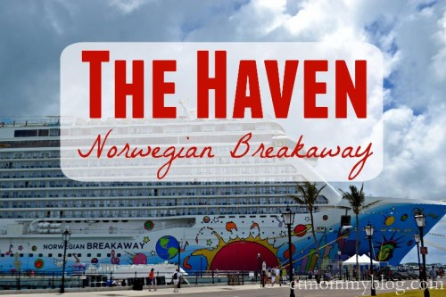 Haven Suites on the Norwegian Breakaway
