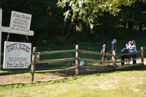 Pony Rides Flamig Farm