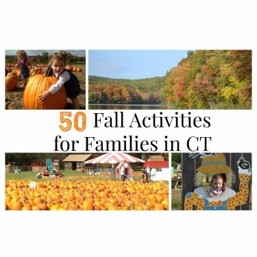 Family Fall Activities CT