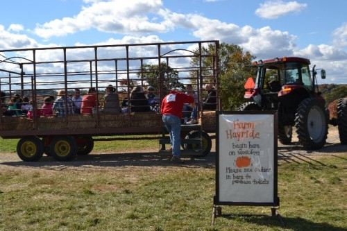Jones Farm Hay Ride