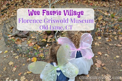 Wee Faerie Village Florence Griswold Museum