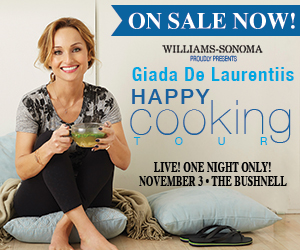 Giada De Laurentiis Hartford CT Book Tour