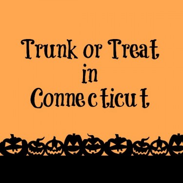 Trunk or Treat CT 2015