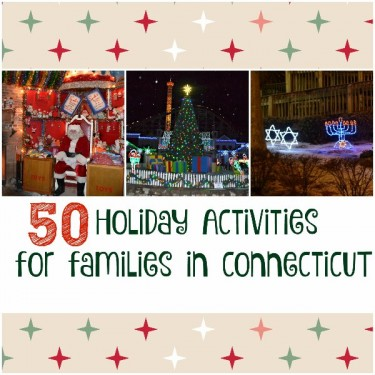 50 CT Holiday Activities
