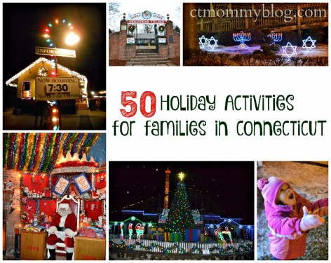 CT Holiday Activities