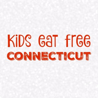 Kids Eat Free Connecticut