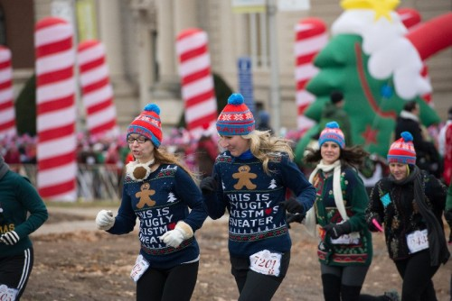 Ugly Sweater Run Hartford CT