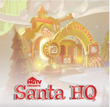 Santa HQ Danbury Fair Mall