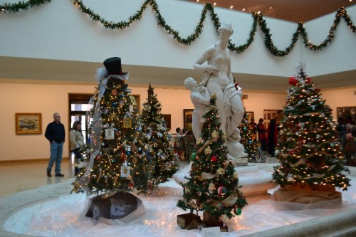 Festival of Trees & Traditions