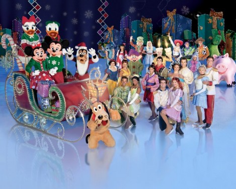 Disney on Ice Bridgeport CT