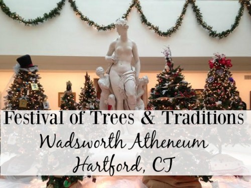 Festival of Trees Wadsworth Atheneum