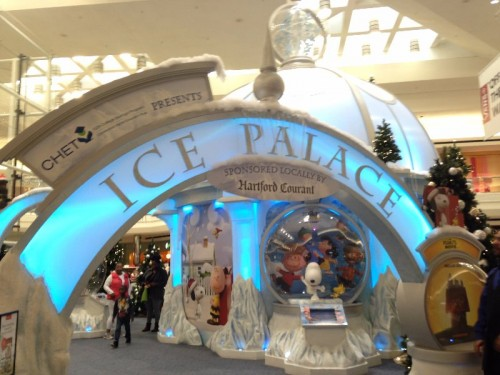Peanuts Ice Palace CT