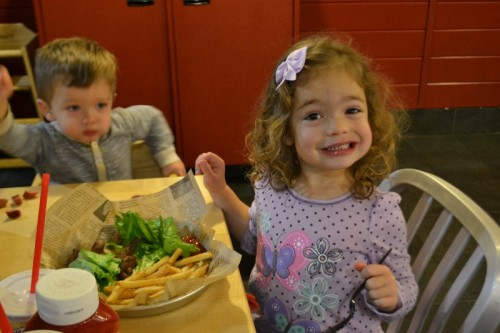Kids Eat Free Wayback Burgers