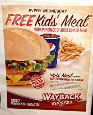 Wayback Burgers Review