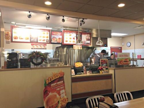 Wayback Burgers Cheshire