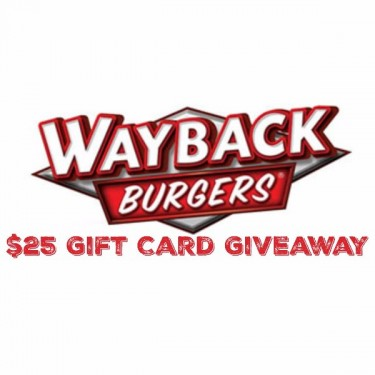 Wayback Burgers Giveaway