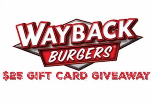 Wayback Burgers Giveaway CT