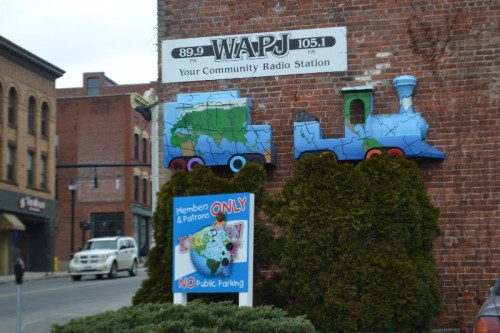 KidsPlay Children's Museum Parking