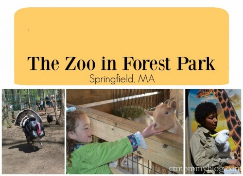 Zoo in Forest Park