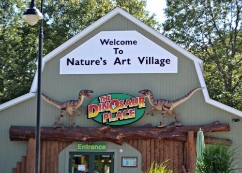 Dinosaur Place Montville CT