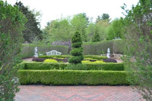 Wickham Park Flower Gardens Manchester CT