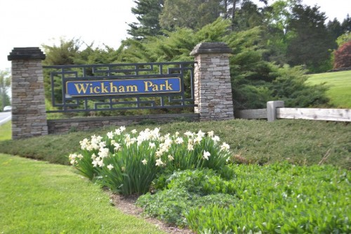 Wickham Park Manchester CT