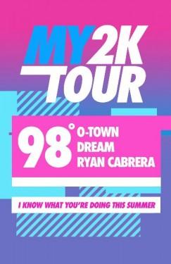 My2K Tour Tickets