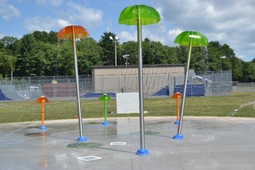 Watrous Park Splash Pad Cromwell, CT (20)