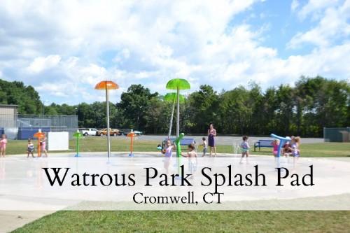 Cromwell CT Splash Pad