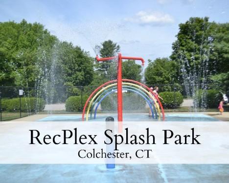 Colchester CT Splash Pad