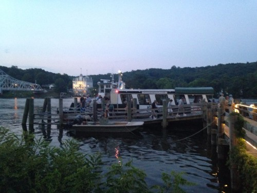 CT River Sunset Cruise