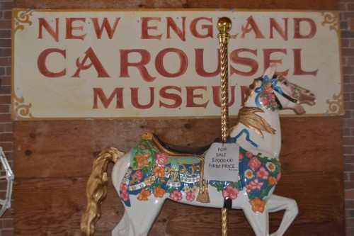 Carousel Museum Bristol, CT
